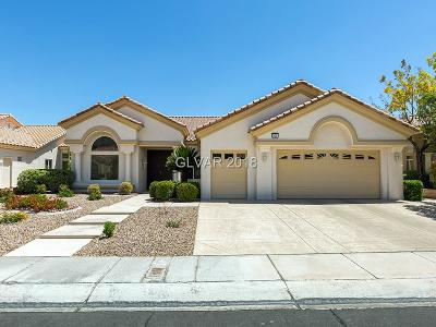 Las Vegas Single Family Home For Sale: 3028 Highland Falls Drive