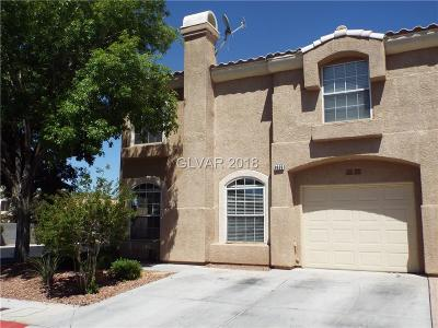 Condo/Townhouse For Sale: 9608 Blue Calico Drive