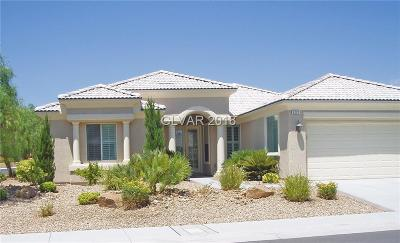Las Vegas Single Family Home For Sale: 5221 Vedra Court