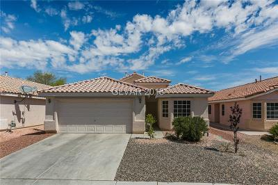 North Las Vegas NV Single Family Home For Sale: $240,000