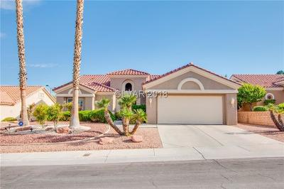 Las Vegas Single Family Home For Sale: 10413 Broom Hill Drive