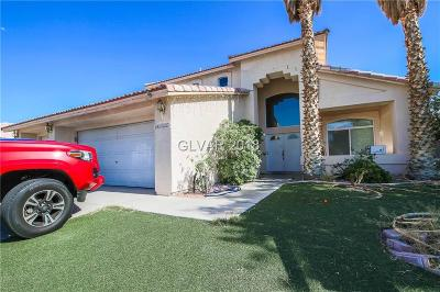 North Las Vegas Single Family Home For Sale: 4327 Critic Court