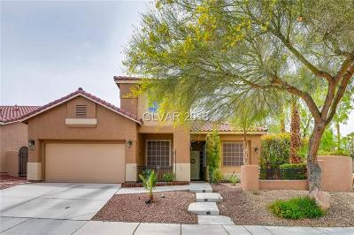 Las Vegas NV Single Family Home Contingent Offer: $375,000