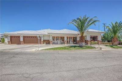 Clark County Single Family Home For Sale: 5845 Palm Street
