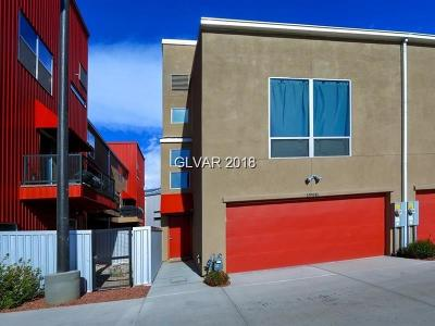 Las Vegas Condo/Townhouse For Sale: 2006 Lewis Avenue