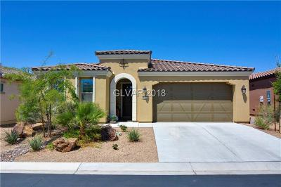 North Las Vegas Single Family Home Contingent Offer: 5741 Sagamore Canyon Street