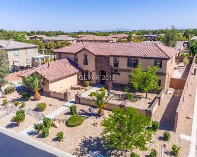Single Family Home For Sale: 6909 Via Bella Luna Avenue
