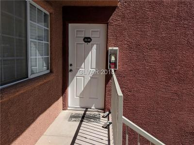 North Las Vegas Condo/Townhouse Contingent Offer: 4730 Craig Road #2135