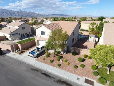 North Las Vegas Single Family Home Contingent Offer: 6332 Morning Roses Drive