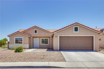 North Las Vegas Single Family Home For Sale: 3117 Wexford Hill Court