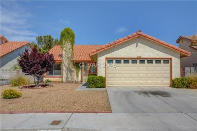 Henderson Single Family Home For Sale: 2306 Lone Pine Street