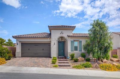 Single Family Home For Sale: 9972 Wildhorse Canyon Avenue