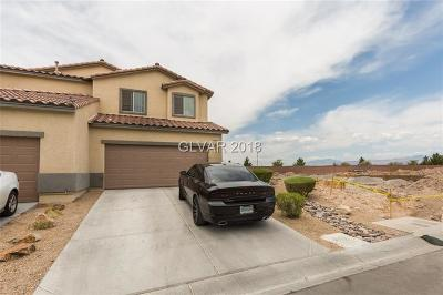 North Las Vegas Condo/Townhouse Contingent Offer: 3833 Thomas Patrick Avenue