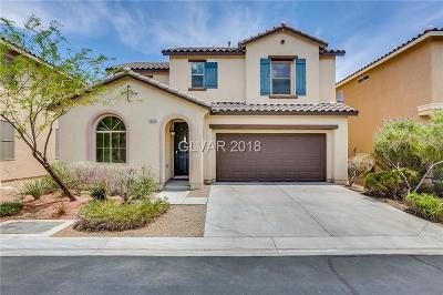 Las Vegas NV Single Family Home For Sale: $304,000