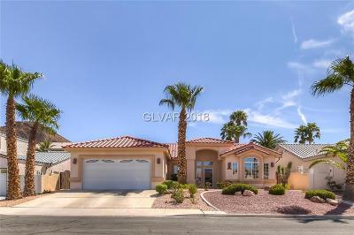 Single Family Home For Sale: 1147 Shady Run Terrace