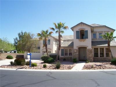 Las Vegas NV Single Family Home For Sale: $1,125,000