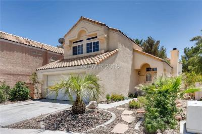 Las Vegas NV Single Family Home Contingent Offer: $270,000