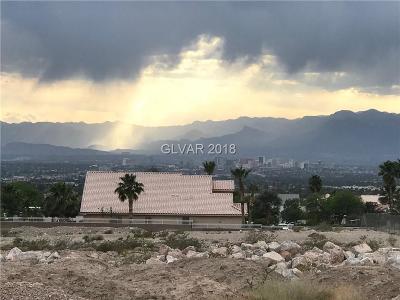 Las Vegas Residential Lots & Land For Sale: Valley Vista Street