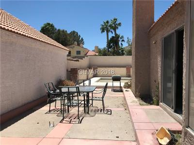 Henderson Single Family Home For Sale: 2111 Sun Swept Way