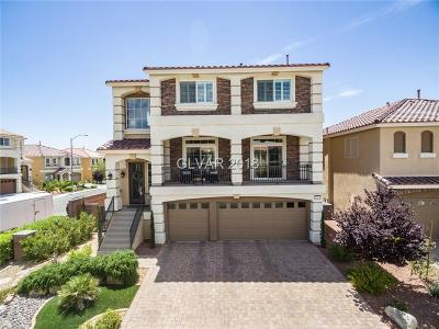 Las Vegas Single Family Home For Sale: 6313 Stag Hollow Court