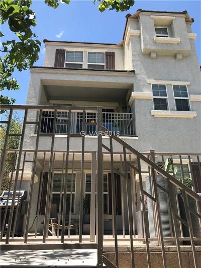 Las Vegas Single Family Home For Sale: 7708 Woven Tapestry Court