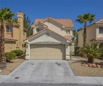 Single Family Home Contingent Offer: 8312 Olive Canyon Drive