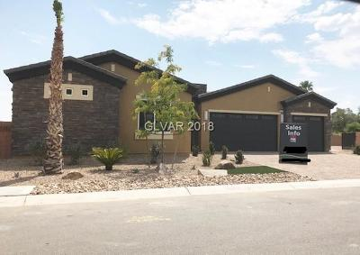 Las Vegas, North Las Vegas Single Family Home For Sale: 8265 Helena Avenue