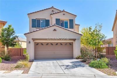 Single Family Home Contingent Offer: 10602 Sand Mountain Avenue