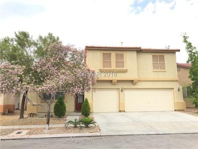 Single Family Home Contingent Offer: 7859 Quiet Canyon Street