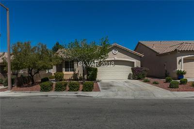 Las Vegas NV Single Family Home For Sale: $330,000