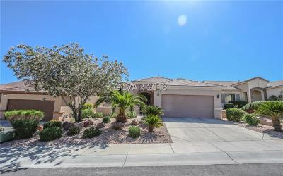 Henderson Single Family Home Contingent Offer: 2100 Sawtooth Mountain Drive