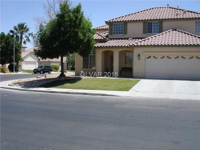 North Las Vegas Single Family Home For Sale: 909 Evening Fawn Drive