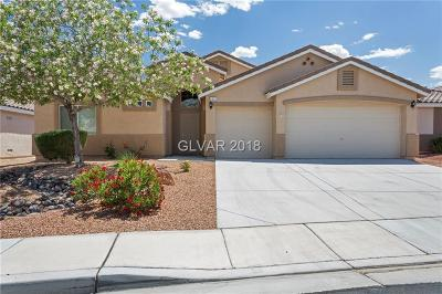 North Las Vegas Single Family Home For Sale: 121 Elks Peak Avenue