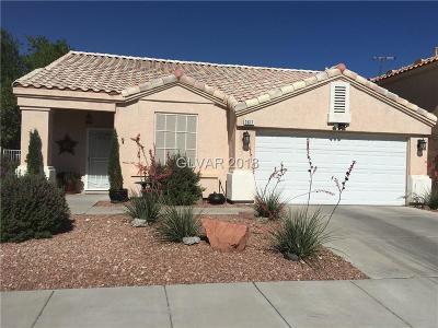 Las Vegas NV Single Family Home For Sale: $275,000