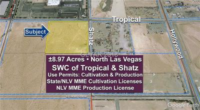 North Las Vegas Residential Lots & Land For Sale