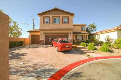 North Las Vegas NV Single Family Home For Sale: $299,900