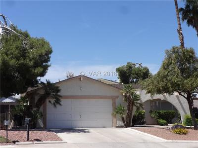 Henderson Single Family Home For Sale: 710 Sugarcane Court
