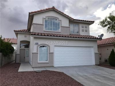 Las Vegas NV Single Family Home For Sale: $344,800