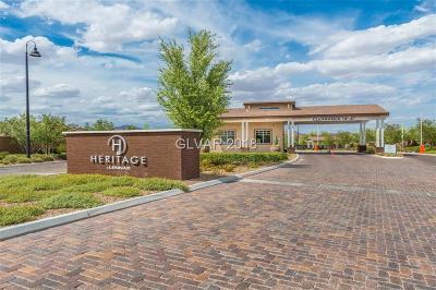 Henderson Condo/Townhouse For Sale: 722 Orange Plume Walk