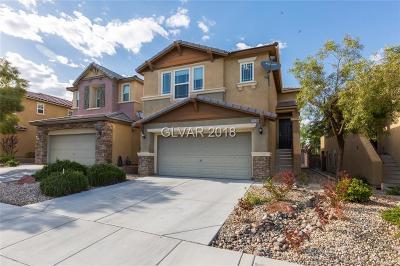 Las Vegas NV Single Family Home For Sale: $350,000