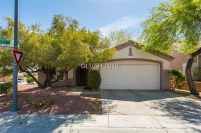 Single Family Home For Sale: 430 Piute Valley Court