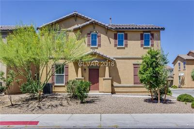 Las Vegas Single Family Home For Sale: 4553 Lime Straight Drive
