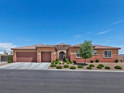 Las Vegas Single Family Home For Sale: 8370 Mojave Heights Court