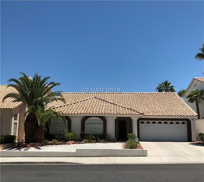 Henderson Rental For Rent: 8 Red Fawn Court