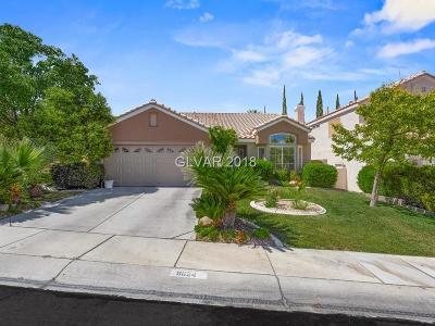 Single Family Home For Sale: 9624 Ann Arbor Lane