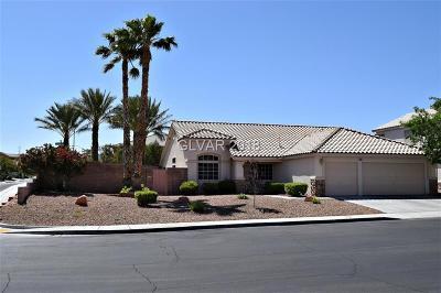 Henderson Single Family Home For Sale: 2683 Hollowvale Lane