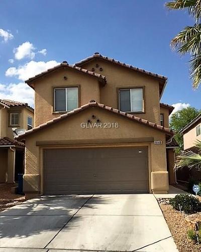 Las Vegas Single Family Home For Sale: 9140 Spirit Canyon Avenue