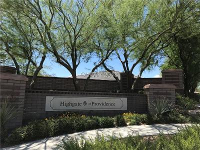 Las Vegas Single Family Home For Sale: 10426 Artful Stone Avenue