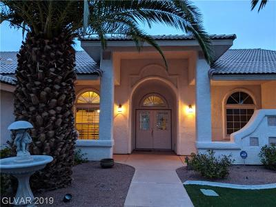 Single Family Home For Sale: 5116 Thousand Palms Lane