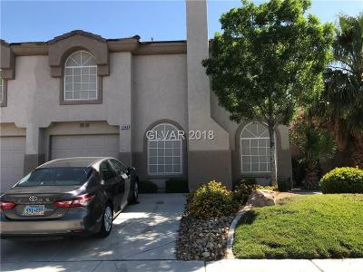 Henderson Rental For Rent: 1640 Aspen Meadows Drive